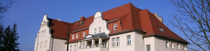 Verwaltungsgebäude in Anklam