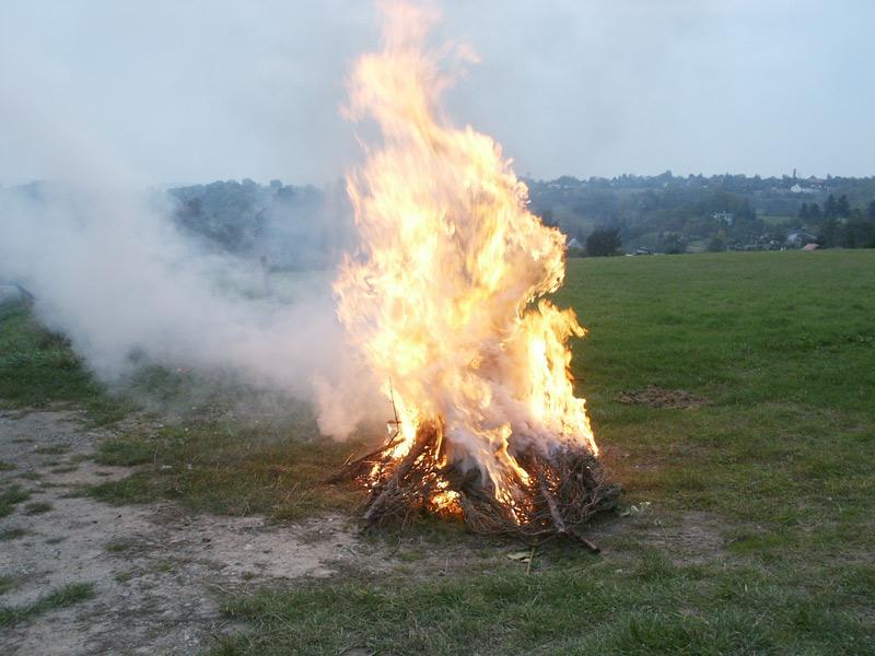 verbrennen gartenabfälle brandenburg