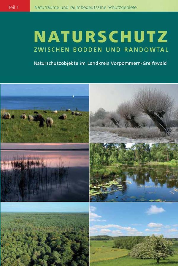 Titelseite Naturschutzbroschüre Groß