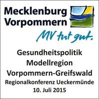 Externer Link: Modellregion Vorpommen-Greifswald | Gesundheitspolitik