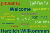 Flüchtlinge willkommen ...