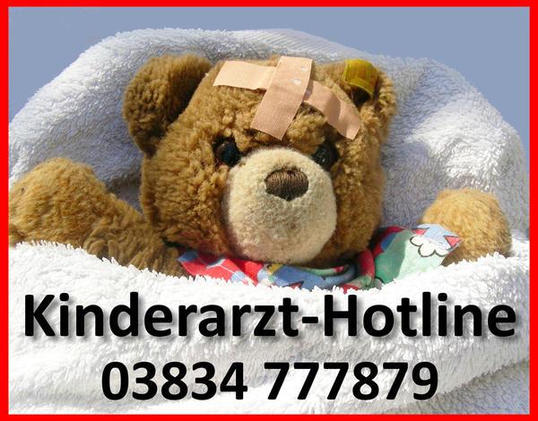 Die Kinderarzt-Hotline